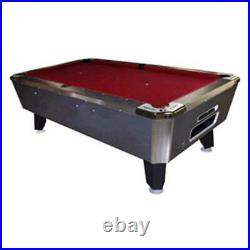 Valley 88 Panther Pool Table Black Cat finish