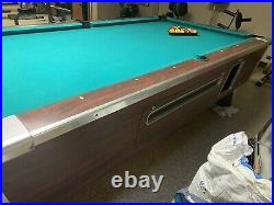 Valley Cougar 8 Commercial Slate Pool Table