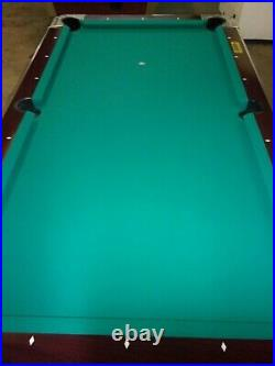 Valley ZD8 7 ft. Coin op pool table #PT235