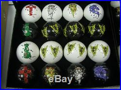 Vigma Billiard Ball Set CUEMATE Game Play Chess on a Pool Table with Rulesbook
