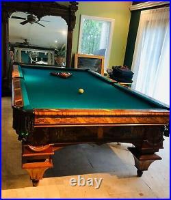 White House Pool Table